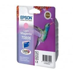 Kazeta Epson Stylus T080640 light magenta