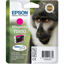Kazeta Epson Stylus T089340 magenta