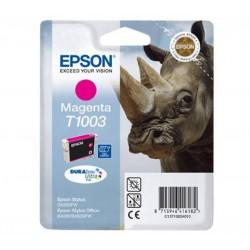Kazeta Epson Stylus T10034010, magenta