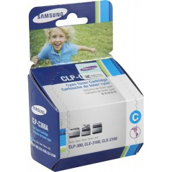 Cartridge Samsung CLP 300 cyan