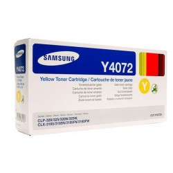 Cartridge Samsung CLP-320,CLP-325,CLX-3185 CLT-Y4072S yellow (1000stran)