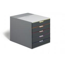 Durable odkladač VARICOLOR 5  multi-colour, 7605