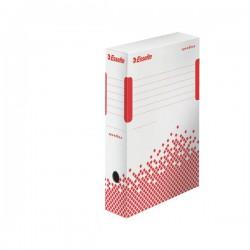 Rychle-složitelná archivační krabice Esselte Speedbox 150 mm, bílá
