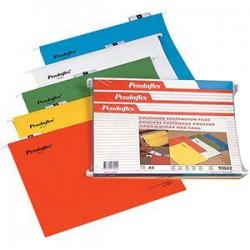 Zesílené závěsné desky Esselte Pendaflex®, mix barev