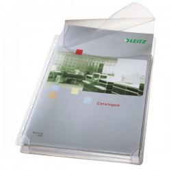 Závěsné plastové kapsy A4 s rozšiřitelnou kapacitou a chlopní Leitz, 5ks