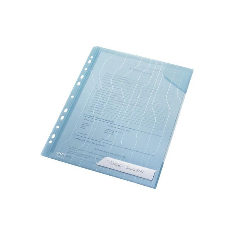 Unikátní závěsné Euro desky A4 Leitz CombiFile, 5ks, modré