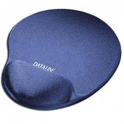 Ergonomická podložka pod myš DATALINE vyplněná gelem, modrá