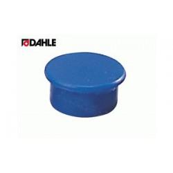 DAHLE magnet šedý průměr 13 mm, 10 ks