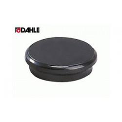 Magnet 24mm černý Dahle 95524 v balení  10 kusů