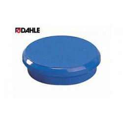 Magnet 24mm modrý Dahle 95524 v balení  10 kusů