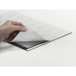 Durable informační rámeček 4870, Magaframe A6 stříbrný 2ks