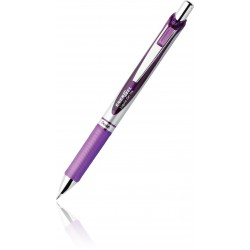 Pentel Energel BL77-C, gelové pero červené,  hrot 0,7mm