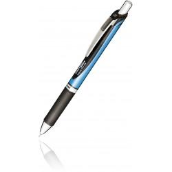 Pentel Energel BLN75-C, gelové pero modré,  hrot 0,5mm