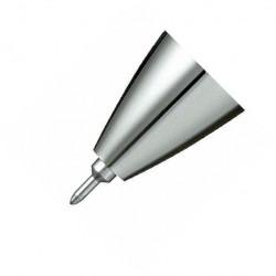 Pentel Energel BLN75-A, gelové pero černé,  hrot 0,5mm