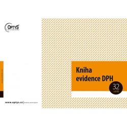 OPTYS KNIHA EVIDENCE DPH A4 - 1019