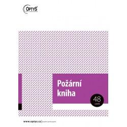OPTYS POŽÁRNÍ KNIHA A4 - 1230