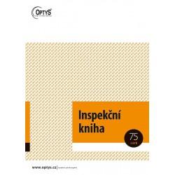OPTYS INSPEKČNÍ KNIHA A4 - 1257