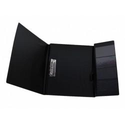 Složka pro řidiče A4 PVC s rychlosvorkou, černá
