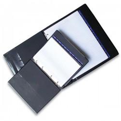Kroužkový záznamník A5 KARIS PVC, registr A-Z