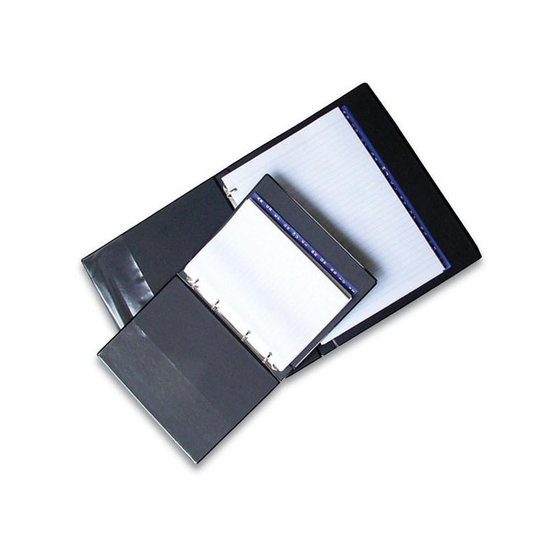 Kroužkový záznamník A4 KARIS PVC, registr A-Z
