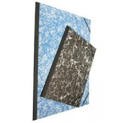 Desky na výkresy s gumičkou A4, plátěný hřbet