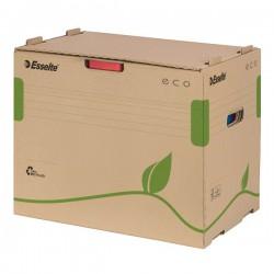 Esselte 623920, ECO archivační kontejner na pořadače, hnědá