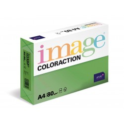Papír barevný A4/80g Coloraction DG47 Dublin tmavě zelená, 500 ks