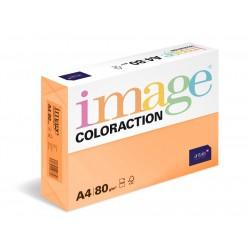 Papír barevný A4/80g Coloraction AG10 Venezia sytě oranžová, 500 ks