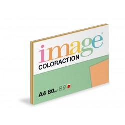 Barevný Xero Papír A4 - 80gr COLORACTION mix intenzivně sytých barev 5x20 listů