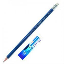 Concorde Blue Office 4550, grafitová tužka s gumou HB
