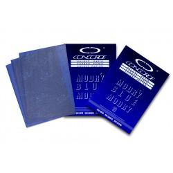 Uhlový papír, kopírák modrý A4, 25listů