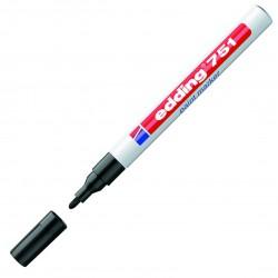 Lakový popisovač EDDING 751 kulatá špička, stopa 1-2 mm