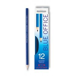 Tužka č.1 grafitová 4500 BLUE-OFFICE (B,2B)