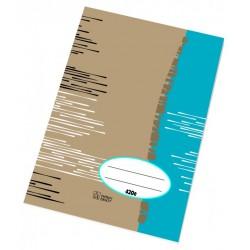 Sešit školní 520 Economy A5 čistý, 20 listů