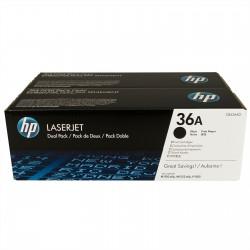 Tonerová cartridge HP CB435AD Dual Pack, č. 35A černá