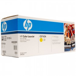 HP Cartridge  CE742a yelow LJ CP5225 (7300stran)