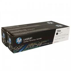 Tonerová cartridge HP 126A, HP CE310A černá