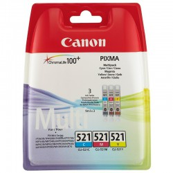Canon cartridge CLI-521 CMY Multipack
