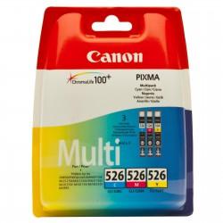 Canon cartridge CLI 526 CMY, Multipack