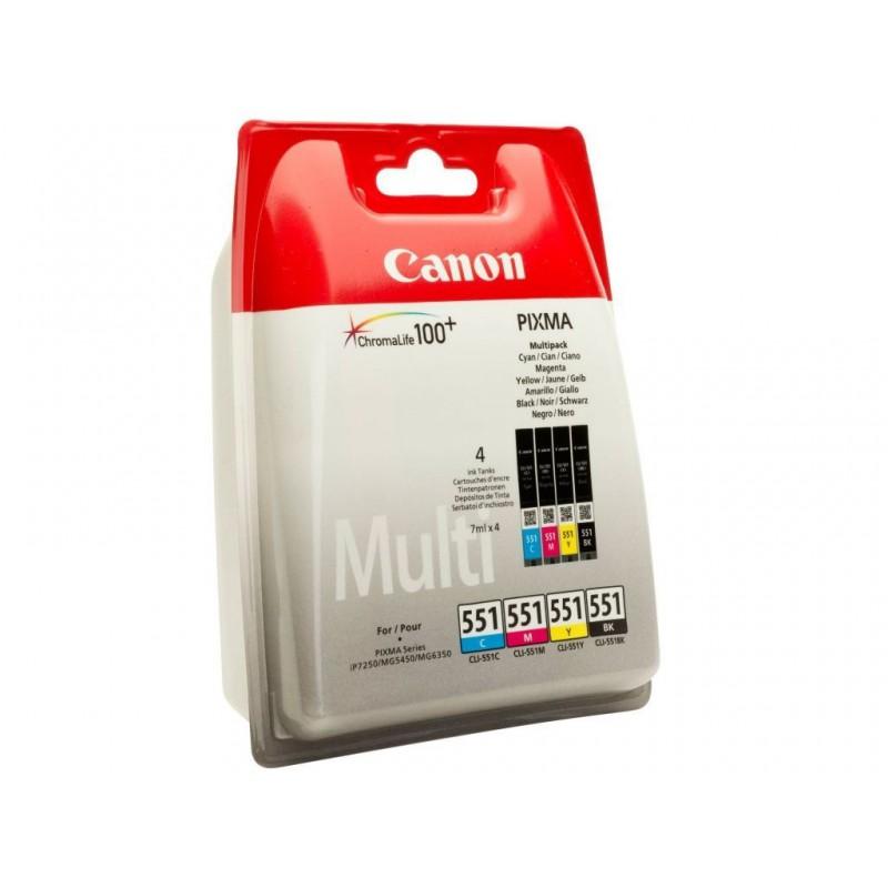 Kazeta Canon BC 05 color-hlava
