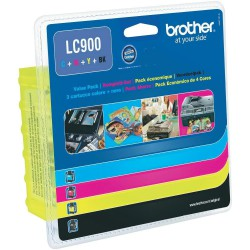 Inkoustová cartridge Brother LC-1000, Value Pack