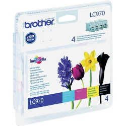 Inkoustová cartridge Brother LC-900, Value Pack