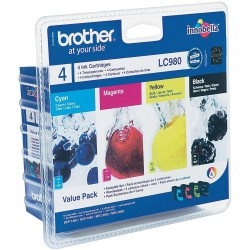 Inkoustová cartridge Brother LC-970, Value Pack