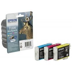 Kazeta Epson Stylus T13064010 CMY