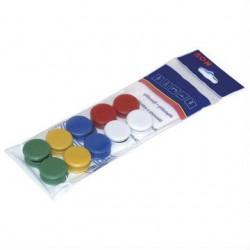Conmetron 852, barevné magnety průměr 24 mm