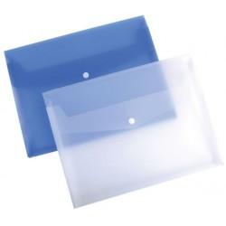 Obálka s drukem A4 prostorová modrá, 5 ks