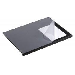 Durable 7293, Podložka na stůl s ochrannou hranou stolu černá