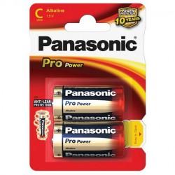 Panasonic Baterie monočlánek LR20PPG, 2ks