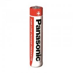 Panasonic Red Zinc Baterie mikrotužkové AAA R03RZ, blistr 4ks