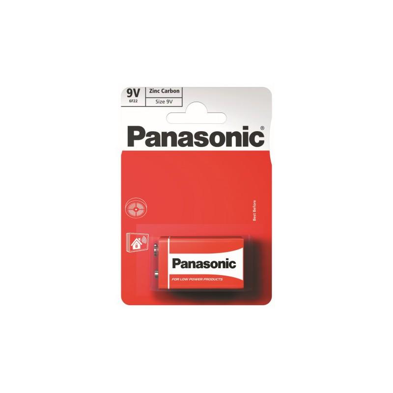 Panasonic Baterie 9V, 6F22RZ